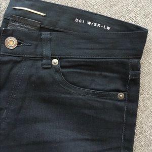 Saint Laurent Denim Skinny Jeans